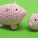 Mini Pigs pattern