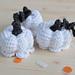 Ghost Pumpkin pattern