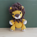 Ollie The Lion pattern