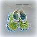Perla Baby Shoes pattern