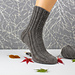 Plan B Socks pattern