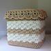 Lacey Basket pattern