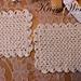 Fancy Cluster Washcloth pattern