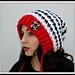 Slouch Hat pattern