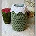 Victorian Quart Jar Cover pattern