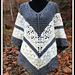 Over Brook Poncho MedXL pattern