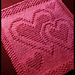 Be My  Dishcloth pattern