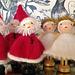 Christmas Dollies pattern