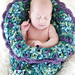 Baby Bloom Cocoon pattern