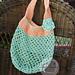 Heat Wave Market Bag pattern