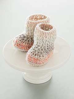 Crochet  Sweet Shoes For Wee Ones   Patterns From Annie/'s