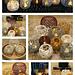 Budding Lotus Candle Holders pattern