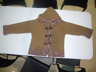 quilted lattice hoodie