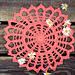 Spiderweb Doily pattern