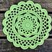 Floral Doily pattern