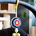 Archery Pram Toy pattern