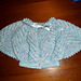Baby's Lacy Cardigan pattern