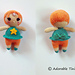 Pearl Doll Amigurumi pattern