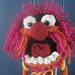 Animal Muppet Inspired Crochet Pattern pattern