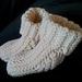 Crochet Gusset Baby Sock (Bootie) pattern