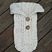 Chunky Newborn Cocoon pattern