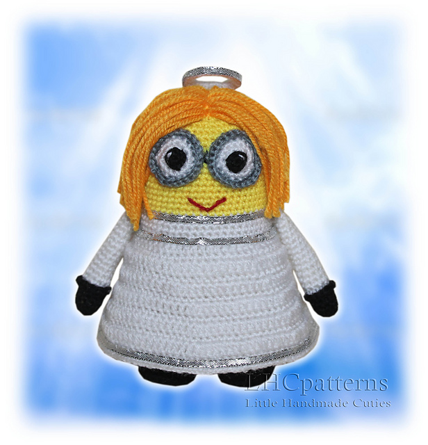 Birthday Minions | Minion crochet, Crochet accessories, Crochet ... | 640x616