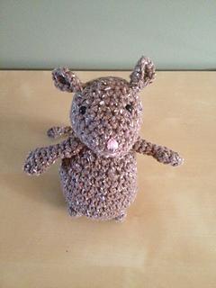 Amigurumi PATTERN Mouse Crochet toy pattern, Amigurumi doll ... | 320x240