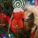Christmas Ornament Gingerbread Man pattern