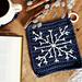 Winter Wonderland Coaster + Trivet Duo pattern