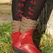 Warm Boot cuffs pattern