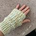 Rosalie Fingerless Gloves pattern