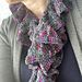 Curly Cue Scarf pattern