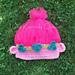 Poppy Inspired Tulle-tally Easy Troll Hat pattern