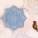 Doily Ice thorn pattern