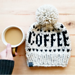 Coffee Beanie pattern