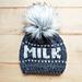 Milk Beanie pattern