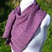 Colette Scarf pattern