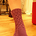 St. Brigid's Carnamoyle Stockings pattern