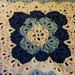 Beautiful Shells Blanket pattern