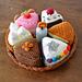 Les Gâteaux pattern