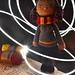 Hermione Granger - CAL Mystère à Poudlard pattern