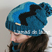Everest slouchy hat pattern