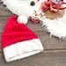 Christmas hat pattern