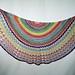 Kinderkarussell Shawl pattern