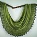 Agrimonia Shawl pattern