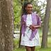Lilac Mist Shawl pattern