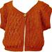 Kimono Vest Waikura pattern