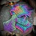 Baby Dragon Scarf pattern