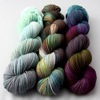 Thunder Moon Kit exclusive to Twisted Yarn Shop, online or in person