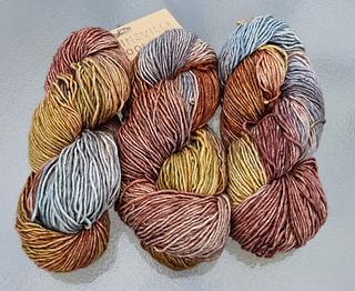 Mineville Wool Project Merino DK Singles